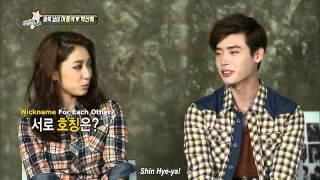 [ENGSUB] 20130804 Lee Jong Suk & Park Shin Hye Interview (1/2)