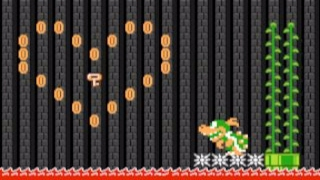 Peach Fuzz (Don't Move On POW) by aaronrift ~ SUPER MARIO MAKER ~ NO COMMENTARY thumbnail