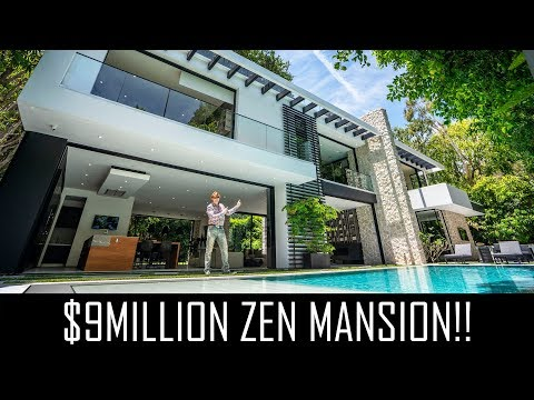 $9MILLION ZEN HOLLYWOOD