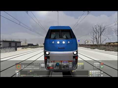 Let's Play Train Simulator 2015: Amtrak HHP-8 New Rochelle - New York Penn: So Sloooowwwww