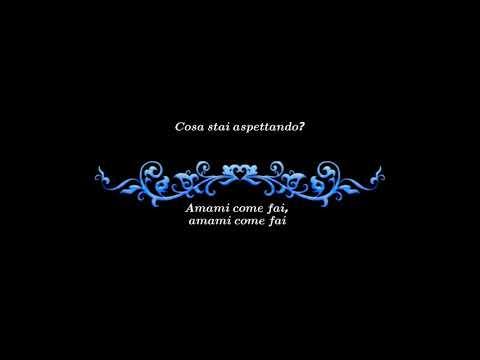 Cesare Cremonini Al Telefono Lyric Video Youtube