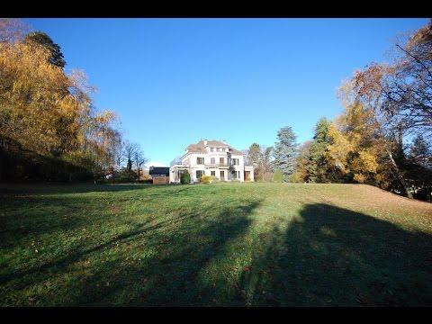 Impressive Mansion in Chambesy, Switzerland