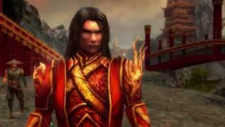 Guild Wars Factions Cutscene 16