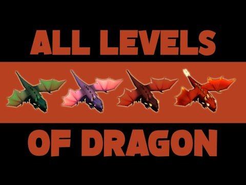 [Level 1 To Level 7] Dragon Showcase  | Clash Of Clans