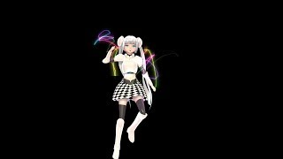 ◣MMD◥ Step by Step! 》Miss Monochrome ◣HOLOGRAM READY◥ Mp3