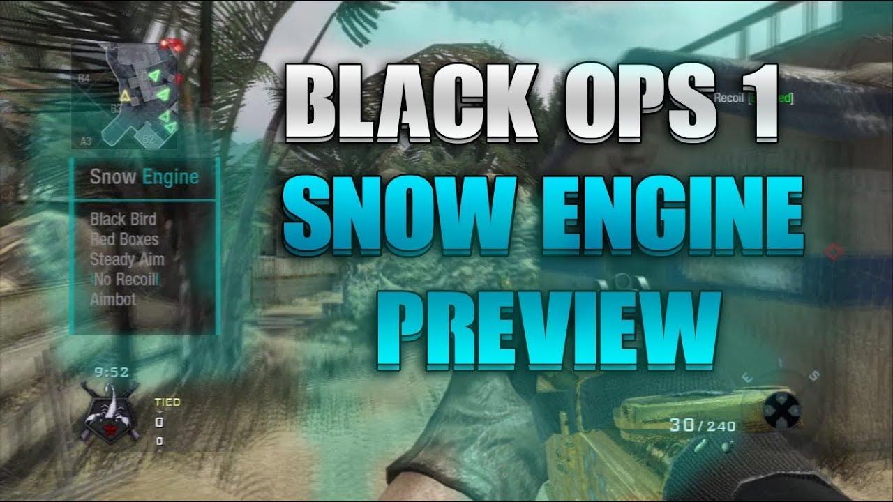CoD Black Ops 1 13 [DEX/CEX] Snow Engine Non Host