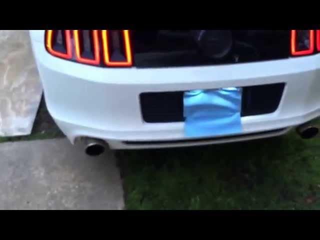 2013 Mustang 3.7L V6 with some Mods/Upgrades