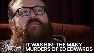 Cracking The Zodiac Killer S Cipher It Was Him The Many Murders Of Ed Edwards Paramount Network