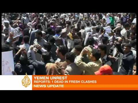 Yemen unrest builds