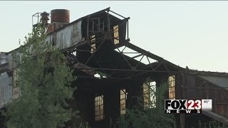 VIDEO: Contamination cleanup slow to start in downtown Tulsa