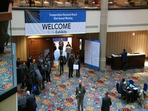 Coverage of TRB's 2013 Annual Meeting