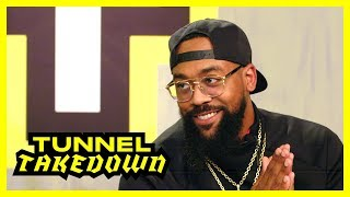 Marcus Jordan Says New Air Jordan Project Is On The Way | Tunnel Takedown