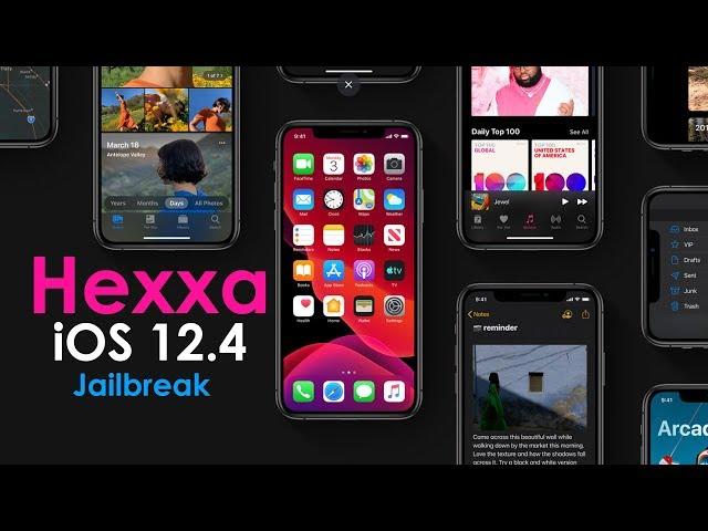Jailbreak iOS 12 4 [Just updated with Hexxa & Bregxi]