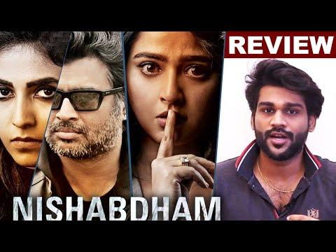 SILENCE - Nishabdham Movie Review | Tamil | Anushka Shetty | Madhavan | Anjali | Amazon Prime | OTT
