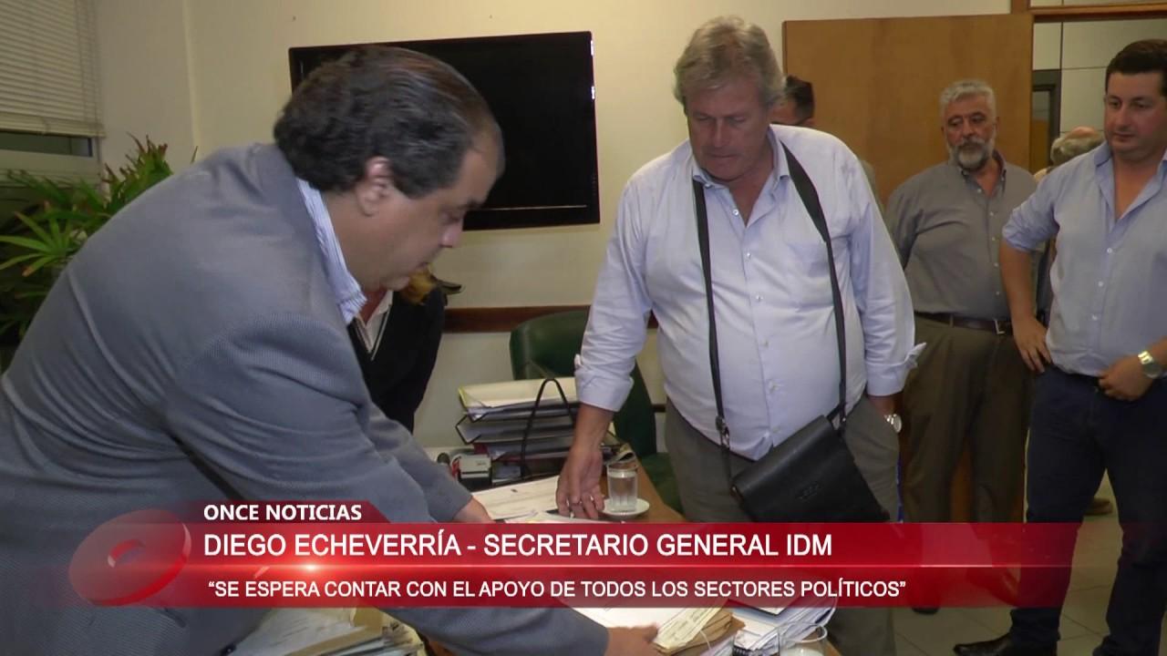 Intendencia busca consenso para aprobar 17 iniciativas for Intendencia maldonado