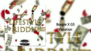 Boogie X G5 - Violation (Official Audio)