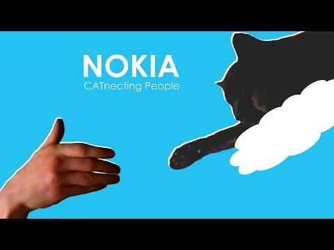 Новое приветствие Нокиа   New Nokia hello start
