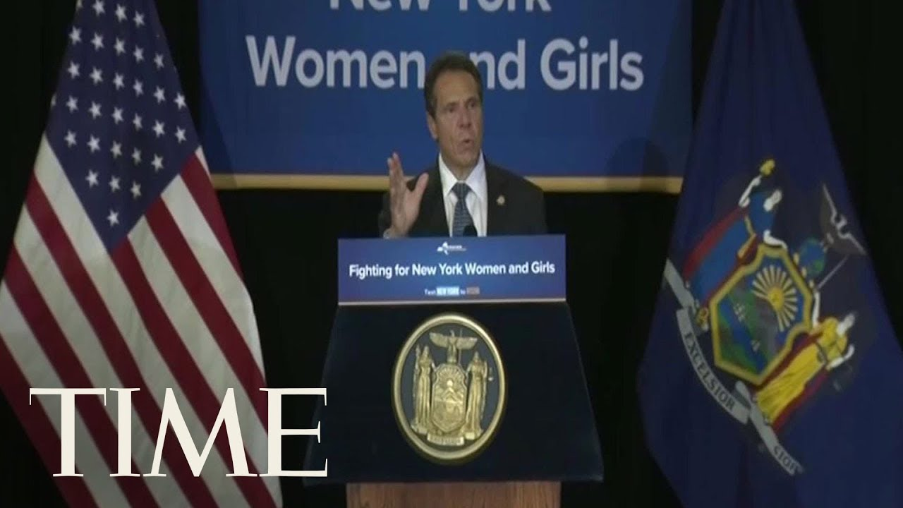 Andrew Cuomo: 'We Will Reach Greatness When Every American Is Fully Engaged' | TIME