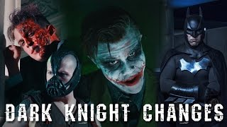 "Dark Knight Changes - One Direction ""Night Changes"" Batman Parody"