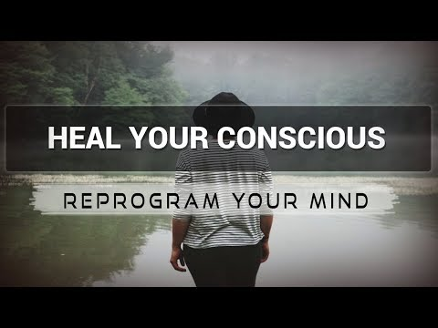 Healing your Conscious affirmations mp3 music audio - Law of attraction - Hypnosis - Subliminal