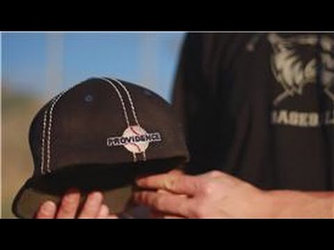 7109f229951 Baseball Equipment   How to Shrink a Fitted Baseball Cap - YouTube