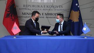 Shqipëri - Kosovë intensifikojnë bashkëpunimin në fushën e Mbrojtjes