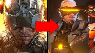 The End of Call of Duty.. Black Ops 4 = Overwatch 2.0 (No Perks, Advanced Movement, Leaked Details)
