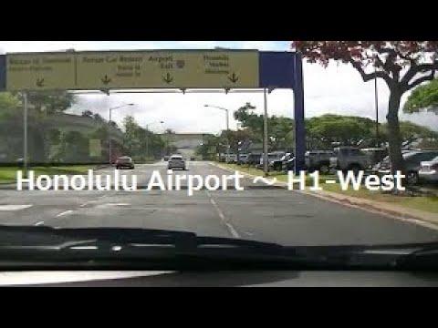 Honolulu Airport (Dollar Car Rental) ~ H1-West