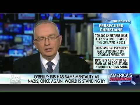 Peters  'Extermination' of Christian civilization in Mideast