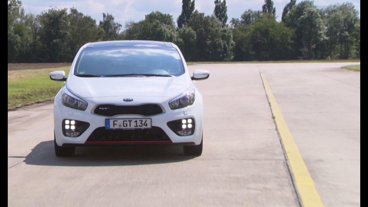 Kia Pro Cee\'d GT: Ein guter Kompromiss - Fast Lap   auto motor und ...