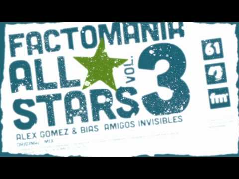 factomania all stars vol 3