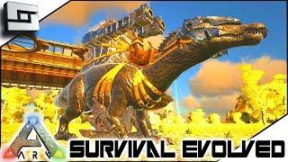 spinebreaker boss tame ark survival evolved s2e17 modded ark w pugnacia dinos