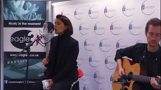 Jessie Ware Say You Love Me Acoustic At In Session On Eagle3 Radio
