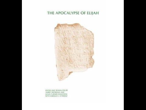 The Apocalypse of Elijah