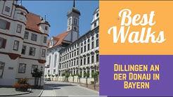 Best Walks in 2019: Dillingen an der Donau in Germany