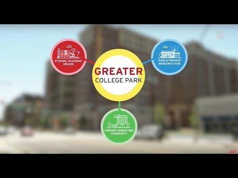 Continuing To Build A Greater College Park