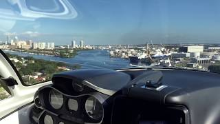 Icon A5 demo flight in Tampa - Part 1