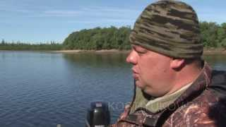 Рыбалка на севере  Окуни гиганты(, 2013-12-07T06:44:52.000Z)