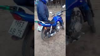 Обзор на мотоцикл SONIK BULLET YH150-c