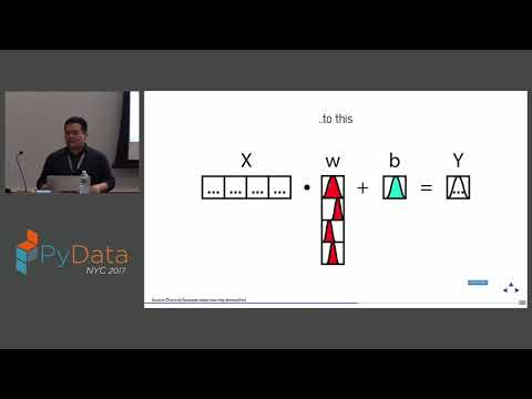 Eric J. Ma - An Attempt At Demystifying Bayesian Deep Learning