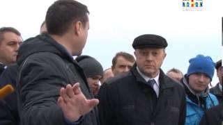 Аэрпорт в Сабуровке посетил Валерий Радаев