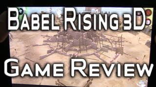 Babel Rising 3D Game Review
