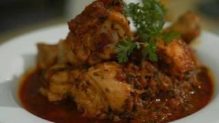 Kadhai Chicken Restaurant Style
