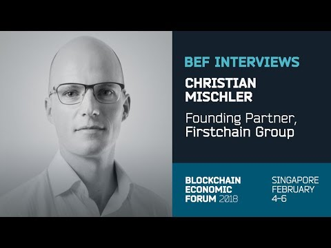 BEF2018: Why ICO is Winning over VC