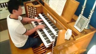 Gesu Bambino - Organ