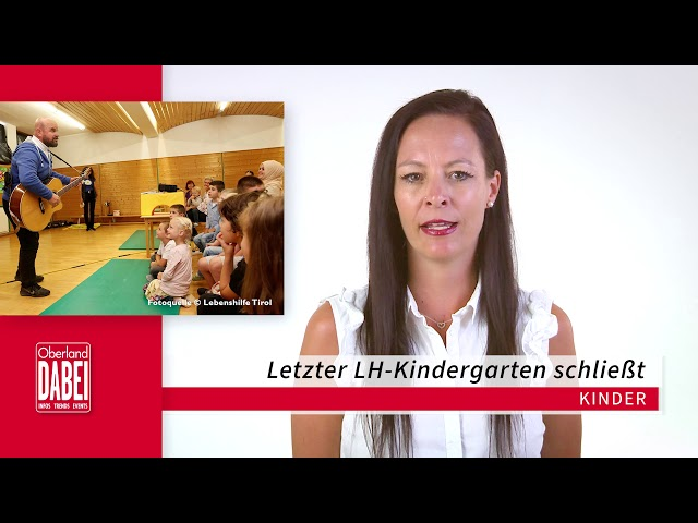 Oberland DABEI Newsflash 14.07.2020
