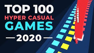 Top 100 Best Hyṗer Casual Games of 2020 - 100 Hyper-Casual Games of the Year