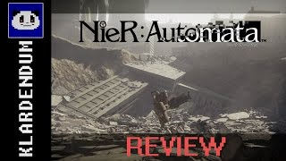 Quick review: NieR: Automata