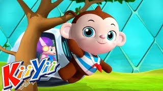детские песни Песенка про Зоопарк Еще KiiYii мультфильмы для детей