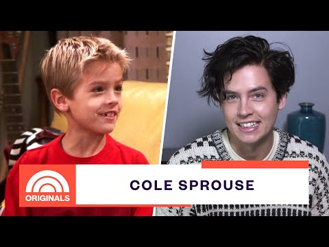 Cole Sprouse On Being Ross' Son On 'Friends' And His Crush On Jennifer Aniston | TODAY Originals